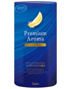【特売セール】 エステー トイレの消臭力 プレミアムアロマ クラシックセオリー (400mL) Premium Aroma トイレ用 消臭・芳香剤