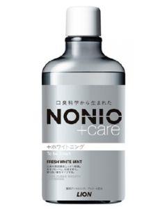 【特売セール】 ライオン NONIO ノニオ プラス ホワイトニング デンタルリンス (600mL) 薬用 液体歯磨 【医薬部外品】