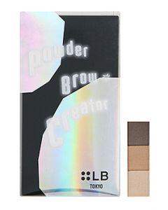 アイケイ LB パウダーブロウクリエイター PB-1 イエローブラウン (1.6g) アイブロウ