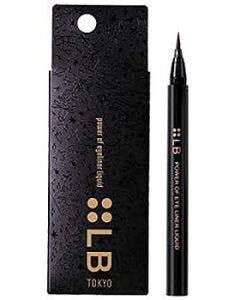 アイケイ LB パワーオブアイライナーリキッド PE-2 ブラウンブラック (0.6mL)