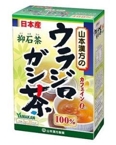 【☆】 山本漢方 ウラジロガシ茶 100% (5g×20包) 抑石茶 ティーバッグ ノンカフェイン ※軽減税率対象商品