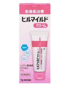 【第2類医薬品】健栄製薬 ヒルマイルドクリーム (60g) 乾燥肌治療薬
