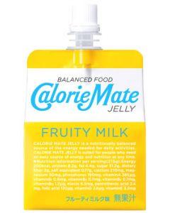 大塚製薬 カロリーメイト ゼリー フルーティミルク味 (215g) ゼリー飲料 栄養調整食品 ※軽減税率対象商品