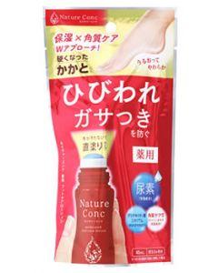 ナリスアップ ネイチャーコンク 薬用 フットケアローション (40mL) 【医薬部外品】