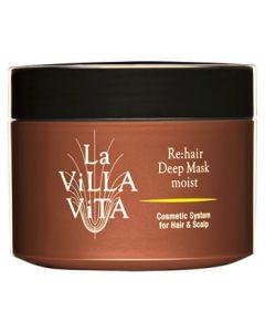 ラ・ヴィラ・ヴィータ リ・ヘア ディープマスク モイスト (250g) ラヴィラヴィータ La Villa Vita 【送料無料】